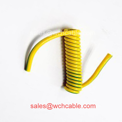 Outdoor Interconnection Curly Cord