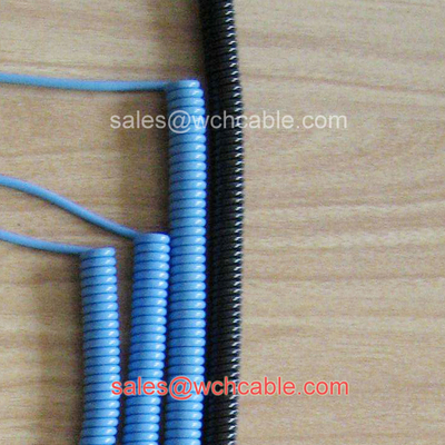 Agricultural Industry Suited Curly Cord