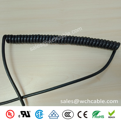 UL20197 US Customer Preferred Quality Spring Cable